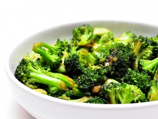 image of Chinese broccoli